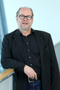 Dr. Bernd Flessner vom Zentralinstitut für Wissenschaftsreflexion und Schlüsselqualifikationen der FAU