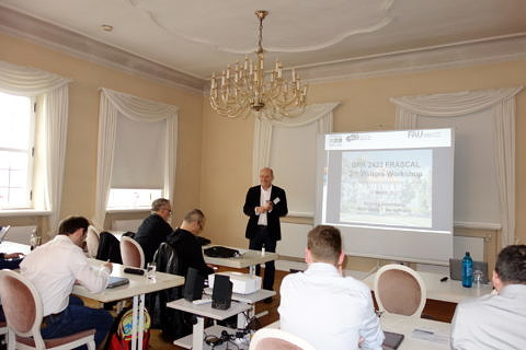 Opening of the workshop by Paul Steinmann (Image: E. Birang)