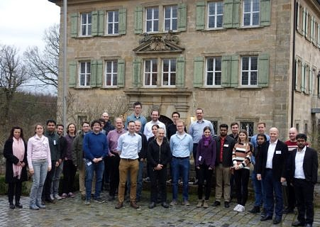 "Zum Artikel ""2nd Visitors Workshop on March 12, 2020 at Schloss Atzelsberg, Marloffstein"""
